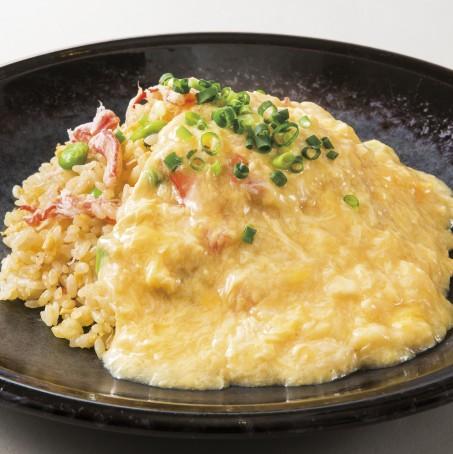 とろとろ卵炒飯-001