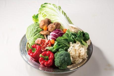 野菜盛り(中華)